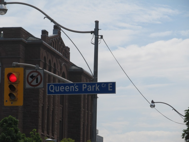 Queen's Park Toronto 2014