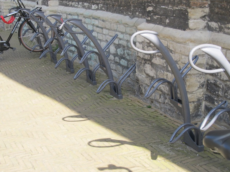 Dutch Bicycle Stands