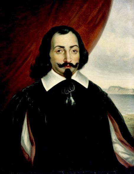 Samuel-de-champlain Theophile Hamel