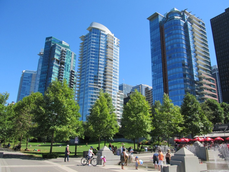Vancouver beautiful buildings