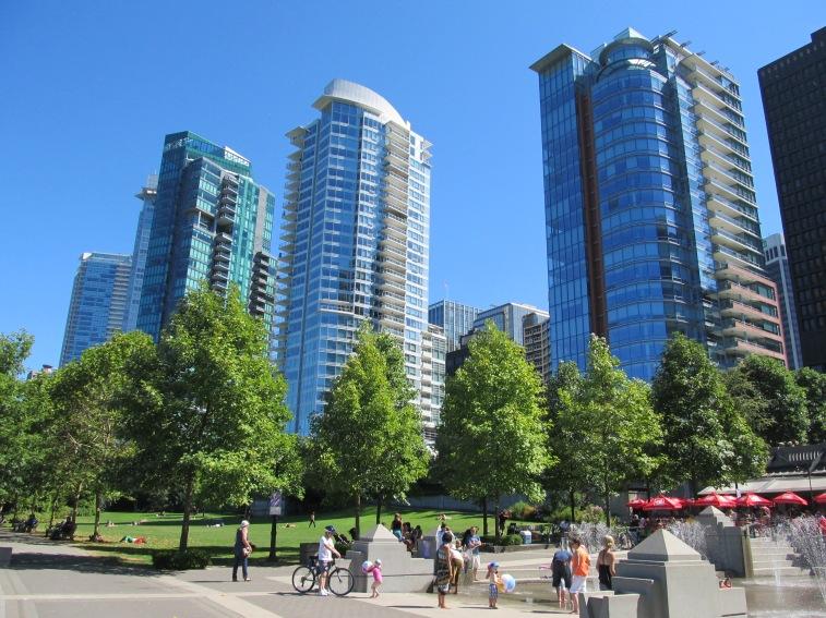Vancouver beautiful buildings