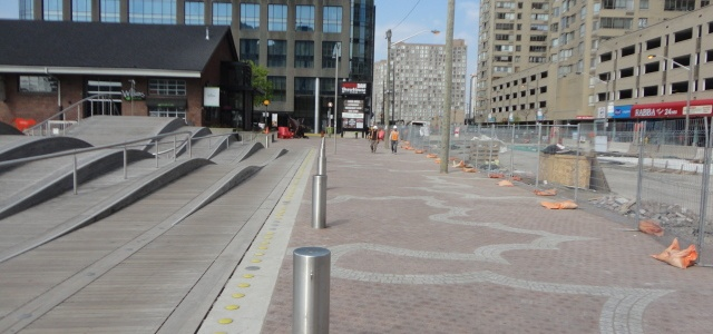 Queen's Quay Granite