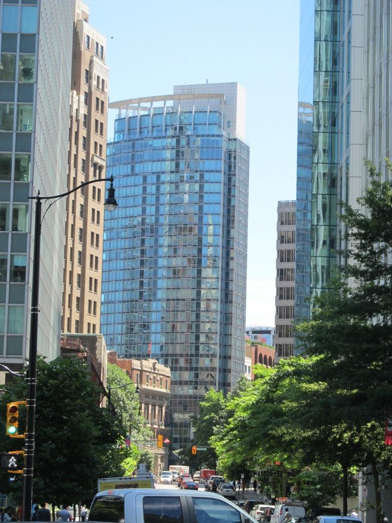 Vancouver Streetscape