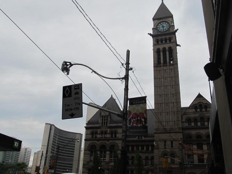 Bay & Queen Street Toronto 2014