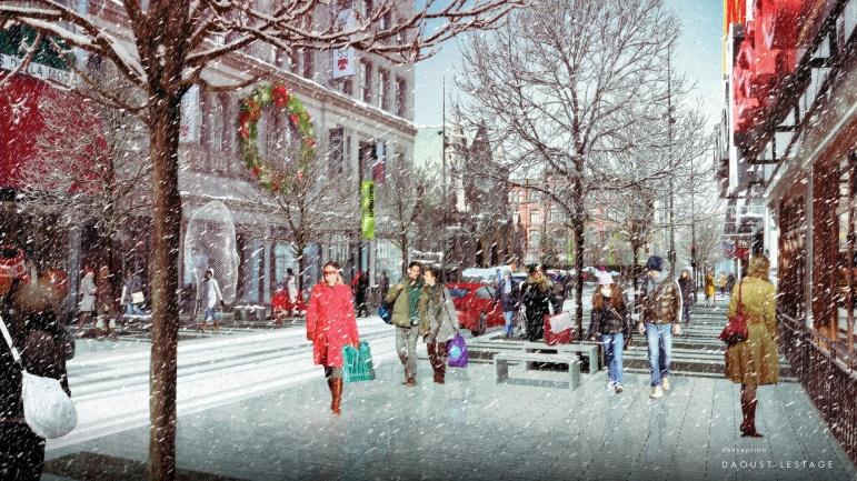 St Catherine winter