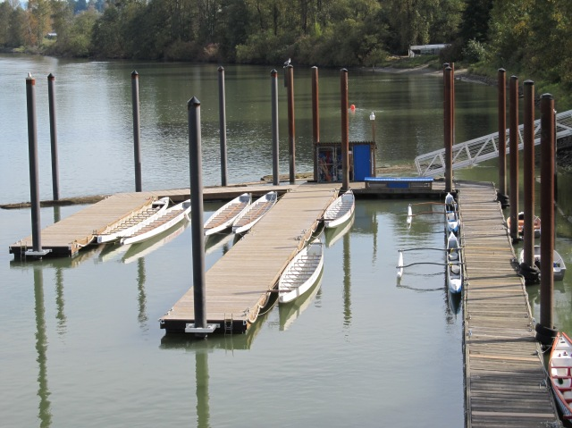 Fort Langley waterfront