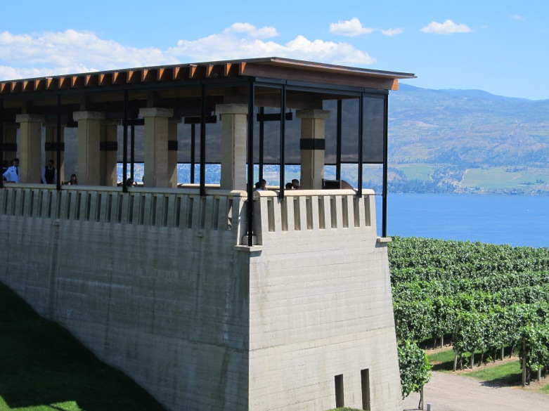 Mission Hill winery Kelowna