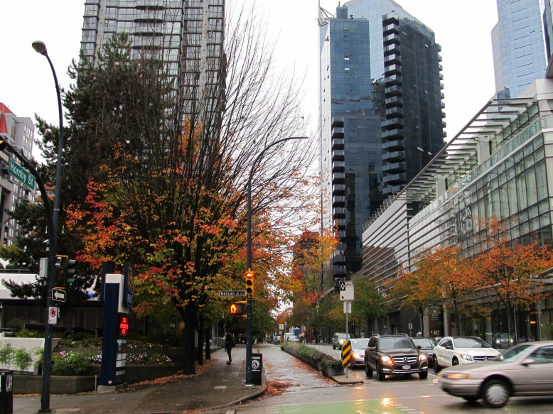 Vancouver streetscape 1