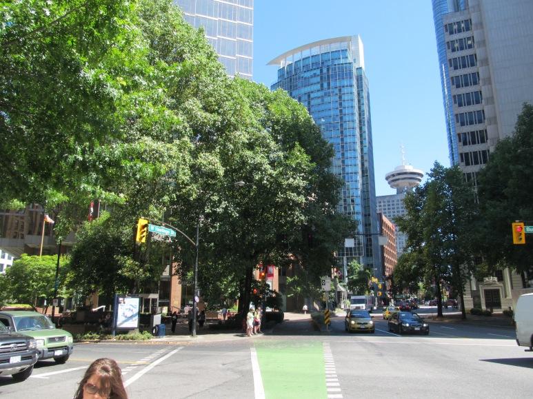 Vancouver streetscape 2